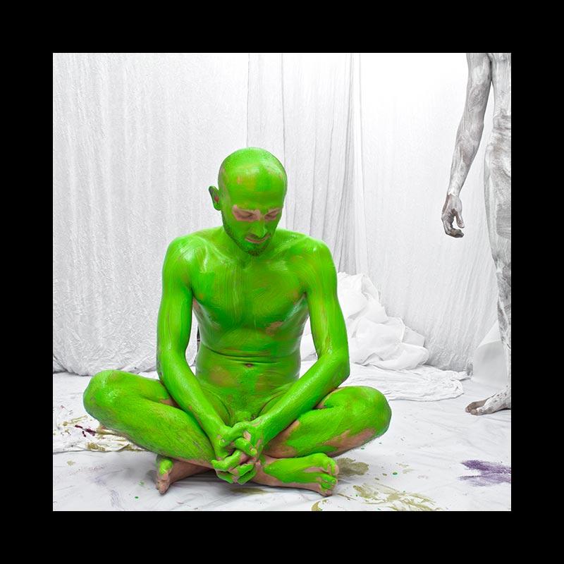 ABAJO IZQUIERDO - Performance - Verde